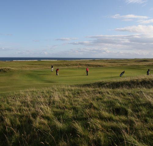 10th Hole Brora Golf Club