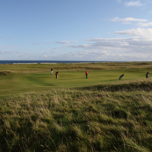10th Hole Brora Golf Club