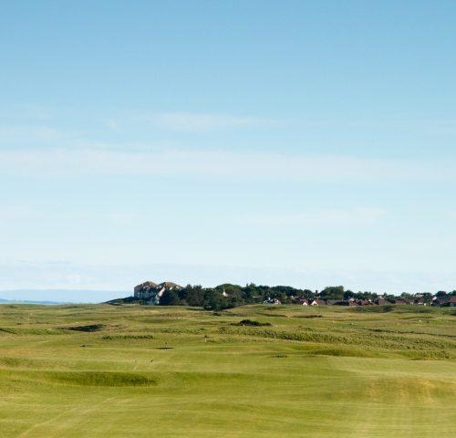 11th hole Brora Golf Club