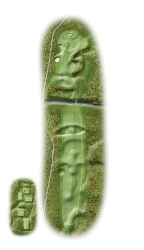 Brora GC Course Hole 11