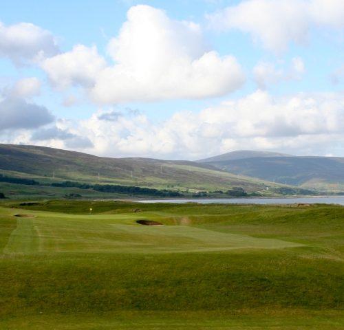 Brora Golf Club - 3rd Hole Canal