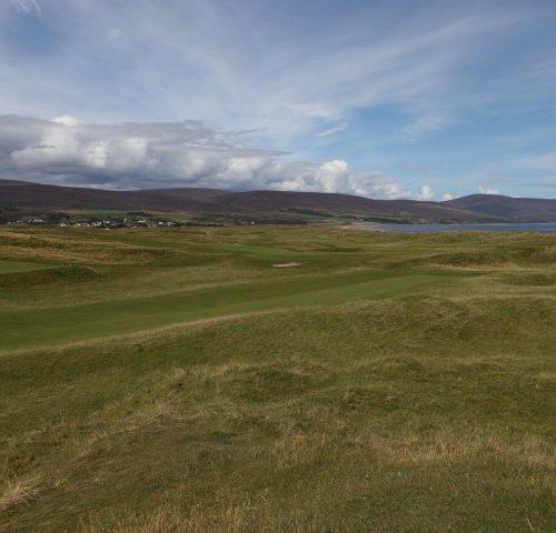 Brora Golf Club Hole 1