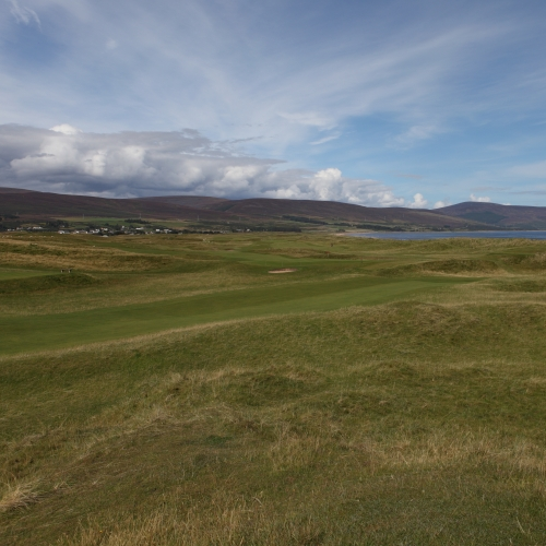 Brora Golf Club Hole 1