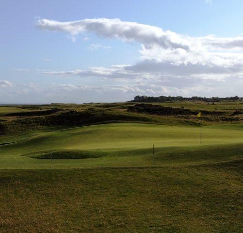 Brora Golf Club Hole 6 Witch