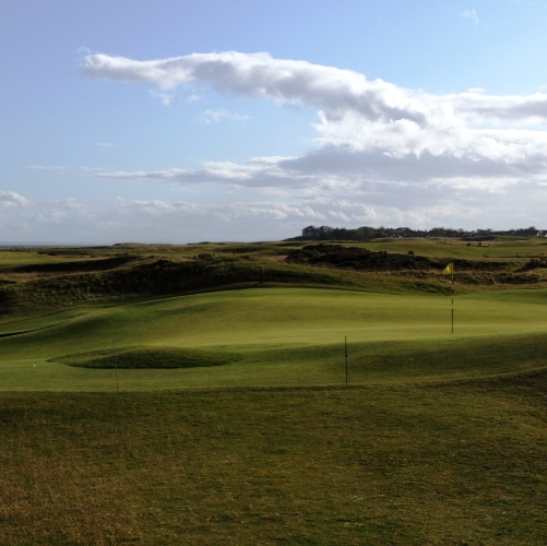Brora Golf Club Hole 6 Witch