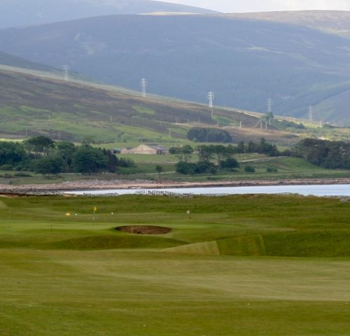 Brora Golf Club - Hole 7