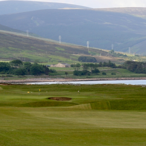 Brora Golf Club - Hole 7