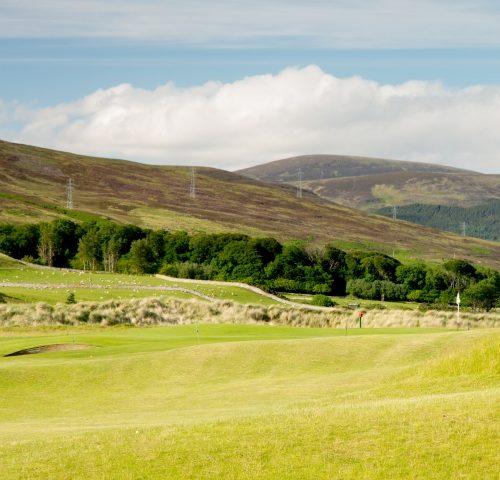 Brora Golf Club Hole 8