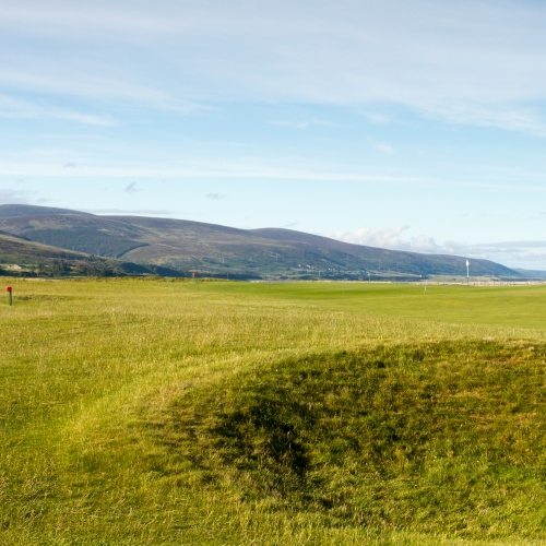 Brora Golf Club hole 5