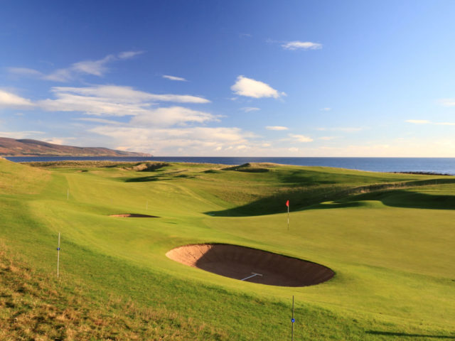 Brora Golf Club 18th Hole