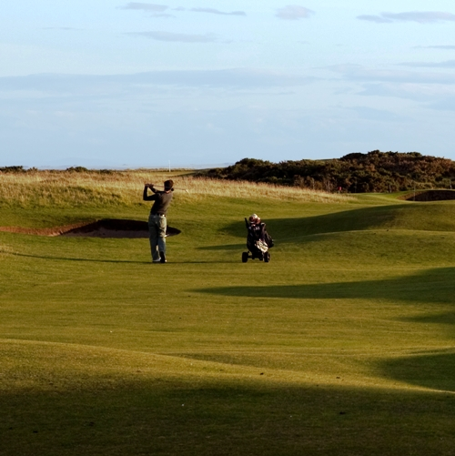 Brora Golf Links Hole 12