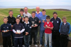 Brora Juniors 2007