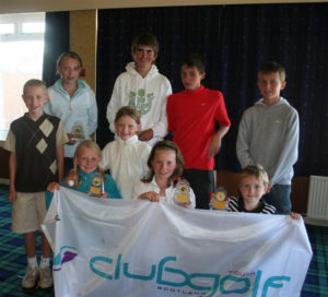 Brora Golf Club Juniors Gala Week 2008