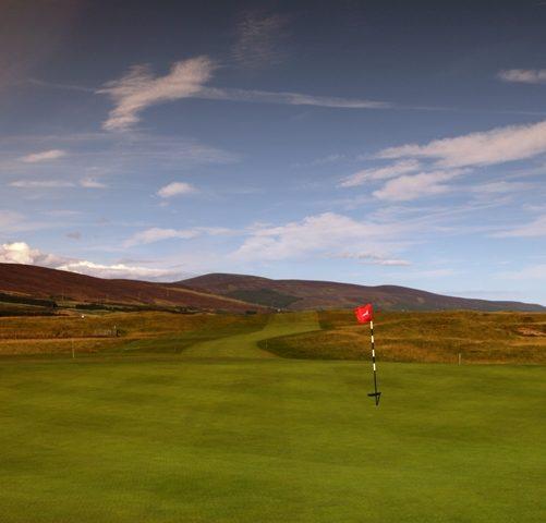 Hole 15 Brora Golf Club